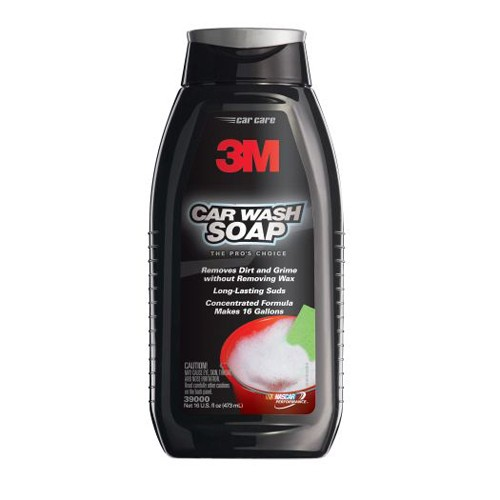 Autošampón 3M Car Wash Soap